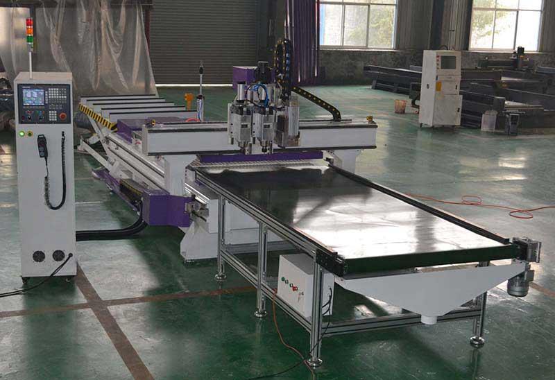 A6家具制造生产线
