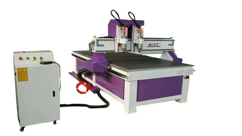ACUT-1325双头数控木工雕刻机