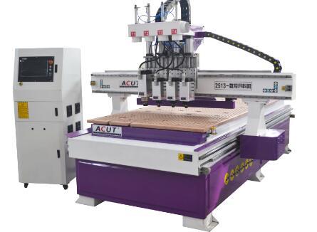 A4橱柜数控开料机产品性能