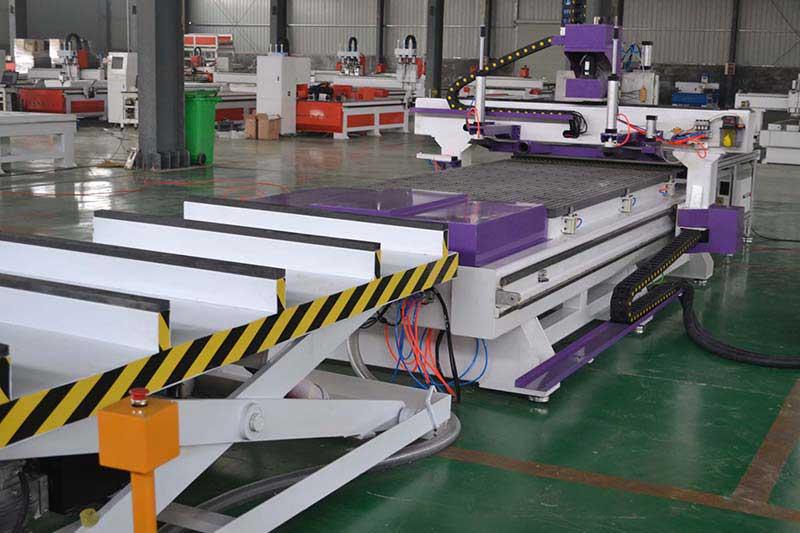 木工机械不断地升级勇争国际市场