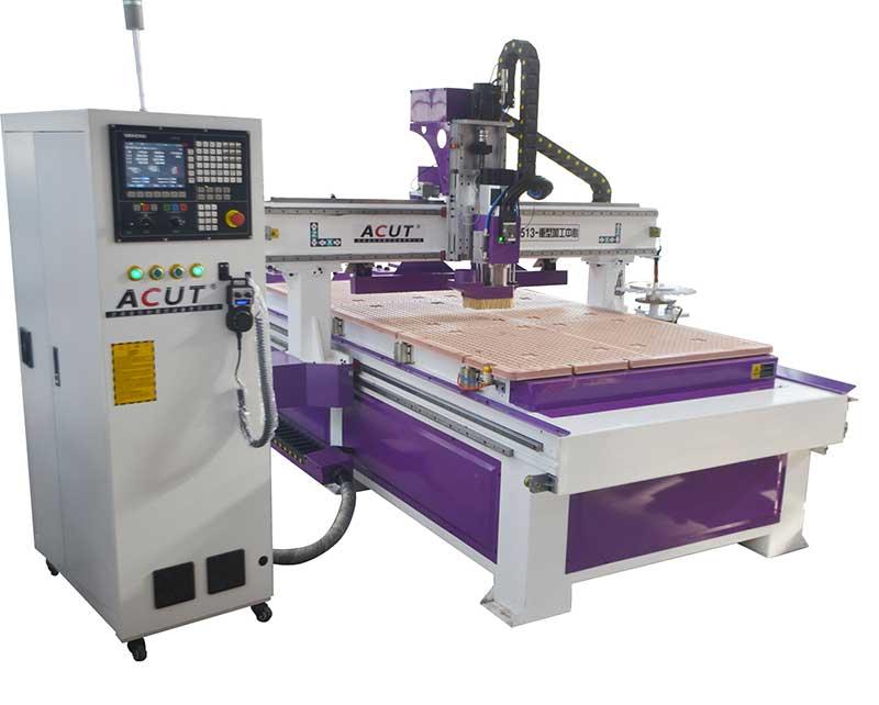 板式家具生产线极大的提高了板材的利用率