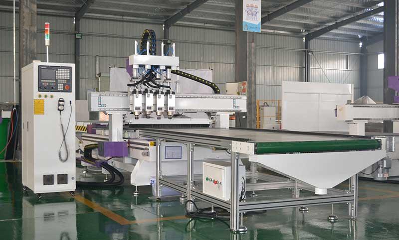 板式家具生产线在生产中最容易出问题的几个地方