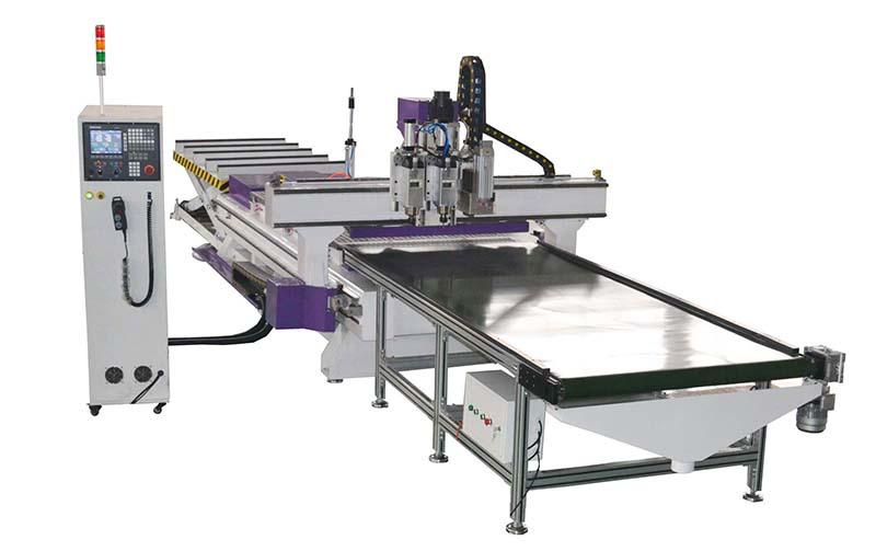 提高板式家具生产线生产效率的五个基本原则