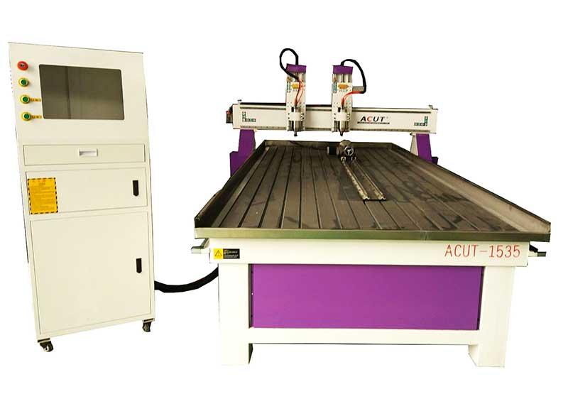 数控木工雕刻机控制系统容易出现的问题和解决方法