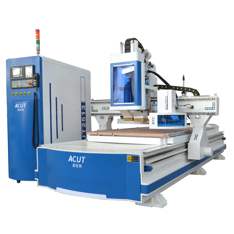 ACUT-2513-A8S数控加工中心